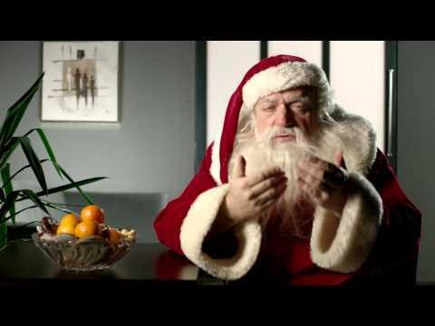 Auch ein Weihnachtsmann braucht Abwechslung