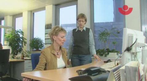 In Bewegung bleiben – Büroarbeit ohne Rückenschmerzen