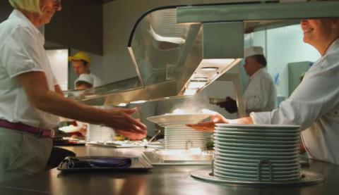 Sichere und gesunde Küchenarbeit
