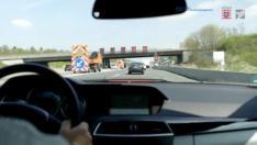 Sichere Autobahnarbeit