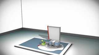 Sichere und gesunde Büroarbeit