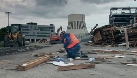 Betriebliche Sicherheit auf Baustellen