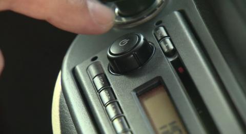 Berufskraftfahrer - Lärm