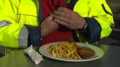 Berufskraftfahrer - Ernährung