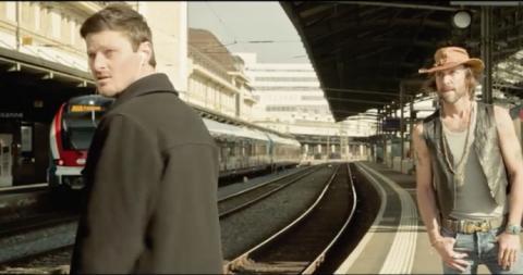 Sicherheit im Gleisbereich