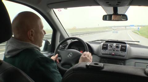 Berufskraftfahrer - Ladungssicherung