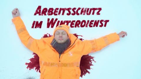 Arbeitsschutz im Winterdienst
